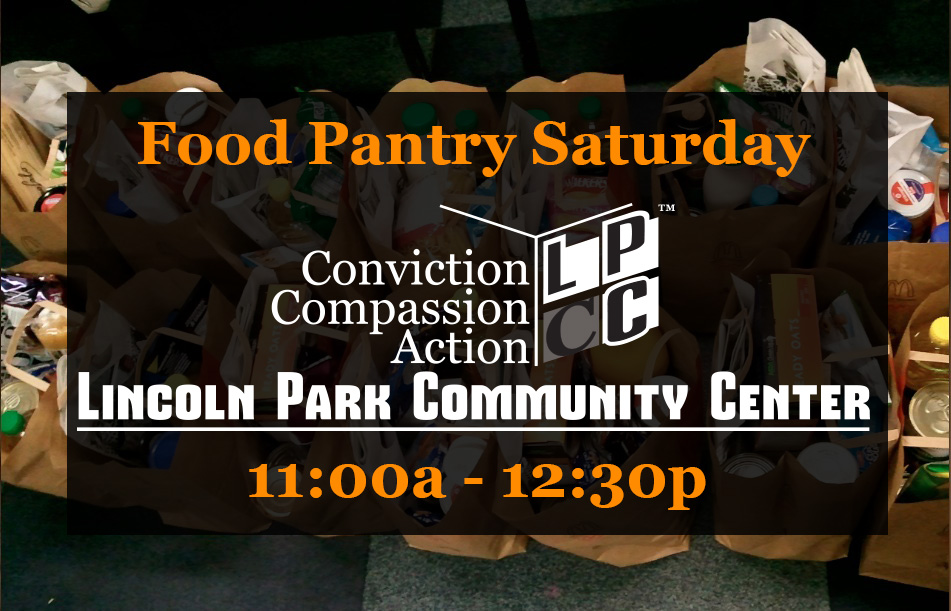 Monthly Saturday Food Pantry